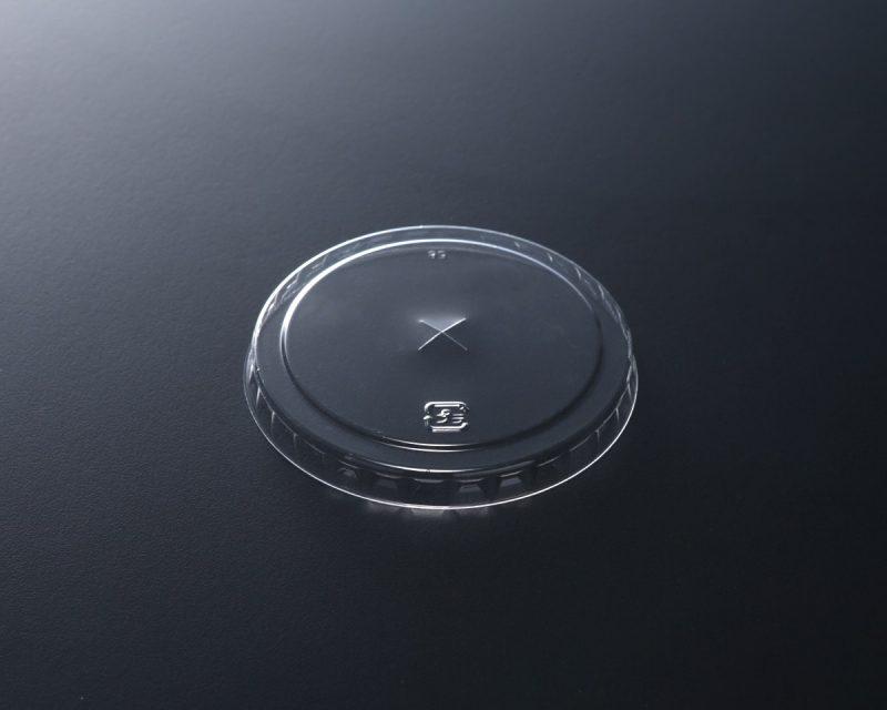 プラスチックカバー(バツ印加工)