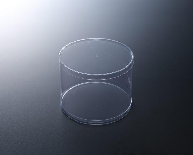 円筒ケース(穴あけ加工)