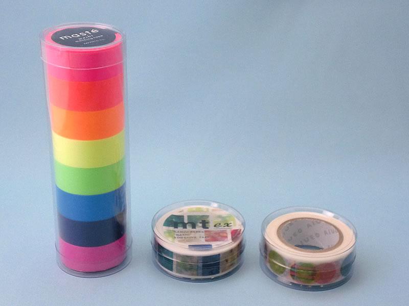 マスキングテープのパッケージ1