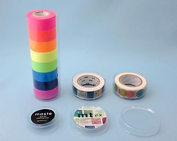 マスキングテープのパッケージ2