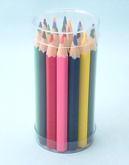 色鉛筆のパッケージ1
