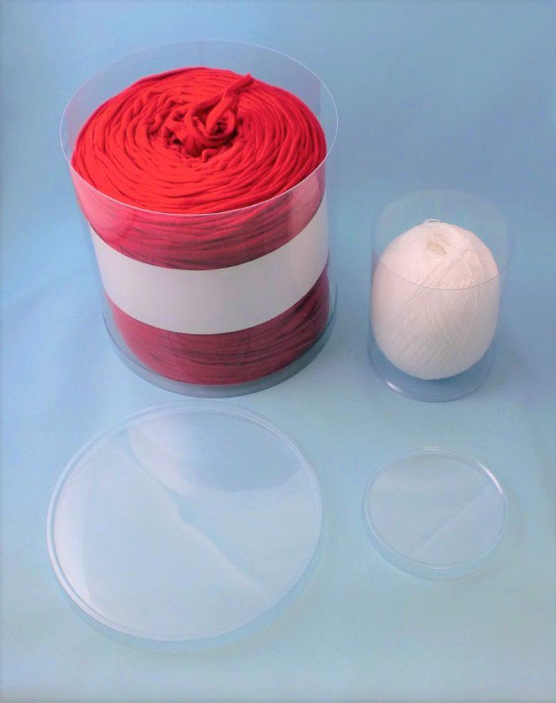 手芸糸のパッケージ
