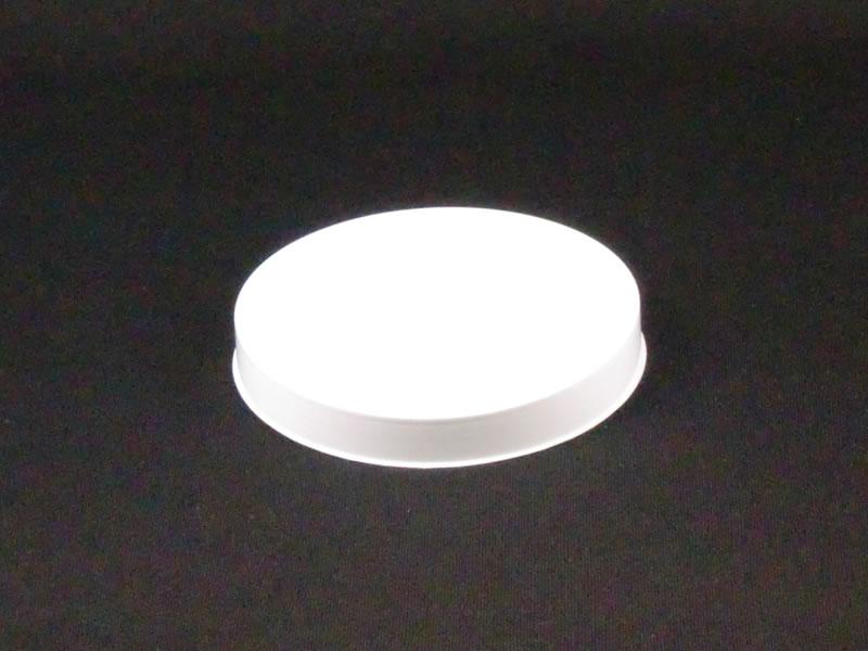 プラスチックカバー(PVC白蓋)