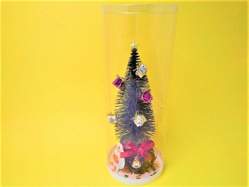 クリスマスツリーのパッケージ④