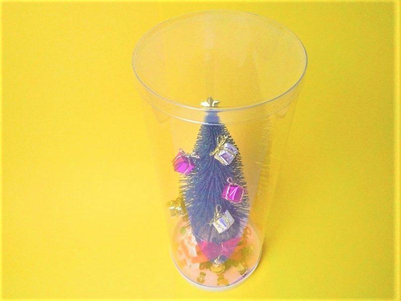 クリスマスツリーのパッケージ⑤