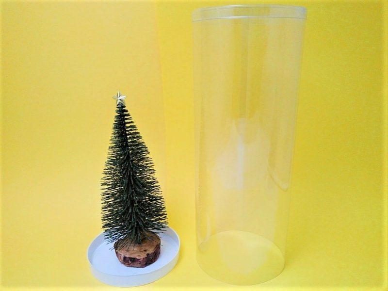 クリスマスツリーのパッケージ③