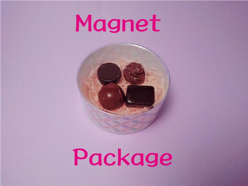 マグネットのパッケージ⑤
