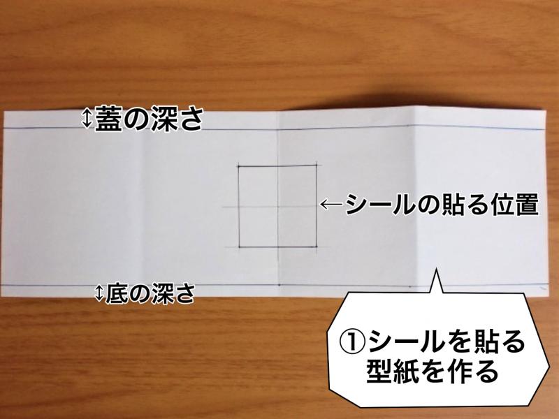 シールの型紙